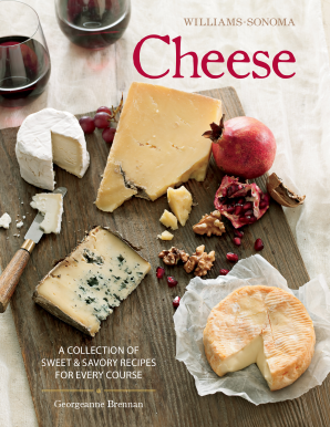 CHEESE (WILLIAMS-SONOMA) Hardcover  by BRENNAN, GEORGEANNE