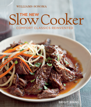 NEW SLOW COOKER (WILLIAMS-SONOMA) Hardcover  by BINNS, BRIGIT