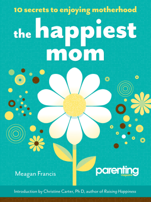 HAPPIEST MOM (PARENTING MAGAZINE) Paperback  by FRANCIS, MEAGAN