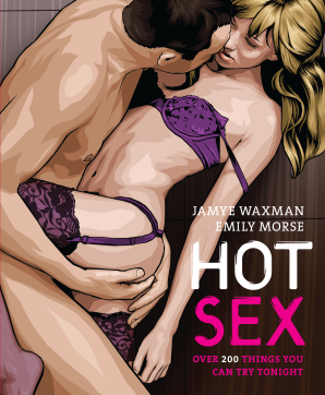 HOT SEX Paperback  by MORSE, EMILY