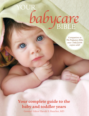YOUR BABYCARE BIBLE Paperback  by RAUCHER, DR. HAROLD