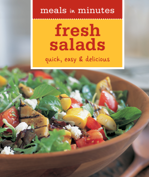 MEALS IN MINUTES: FRESH SALADS Paperback  by BINNS, BRIGIT