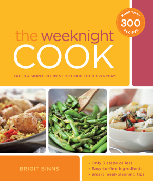 WEEKNIGHT COOK Paperback  by BINNS, BRIGIT