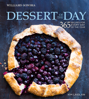DESSERT OF THE DAY (WILLIAMS-SONOMA) Hardcover  by LAIDLAW, KIM