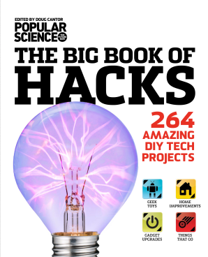 BIG BOOK OF HACKS Hardcover  by CANTOR, DOUG