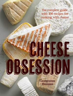 CHEESE OBSESSION Paperback  by BRENNAN, GEORGEANNE