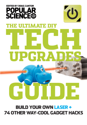 ULTIMATE DIY TECH UPGRADES GUIDE Paperback  by SCIENCE, POPULAR