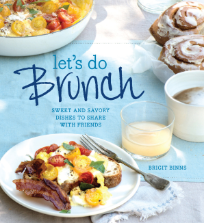 LET'S DO BRUNCH Hardcover  by BINNS, BRIGIT