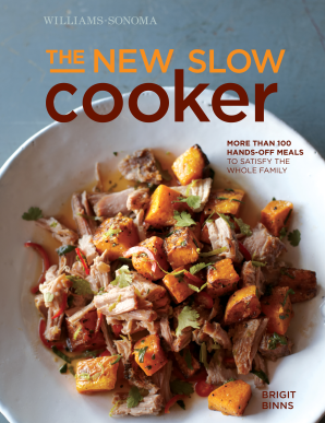 NEW SLOW COOKER REV. (WILLIAMS-SONOMA) Hardcover  by BINNS, BRIGIT