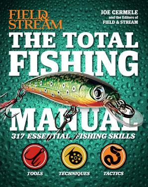 TOTAL FISHING MANUAL (FIELD & STREAM) Hardcover  by CERMELE, JOE