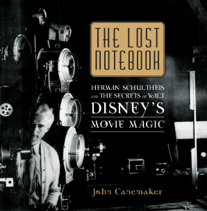 LOST NOTEBOOK Hardcover  by CANEMAKER, JOHN