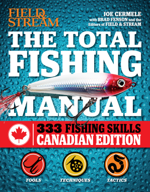 TOTAL FISHING MANUAL (CANADIAN EDITION) Flexicover  by CERMELE, JOE