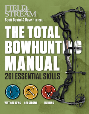 TOTAL BOWHUNTING MANUAL Flexicover  by BESTUL, SCOTT