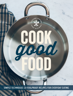 COOK GOOD FOOD (WILLIAMS-SONOMA) Paperback  by THE EDITORS OF WILLIAMS-S,