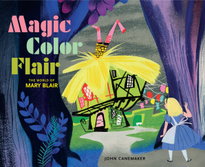 MAGIC COLOR FLAIR Hardcover  by CANEMAKER, JOHN