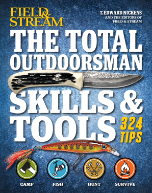 TOTAL OUTDOORSMAN SKILLS & TOOLS MANUAL (FIELD & STREAM) Hardcover  by NICKENS, T. EDWARD