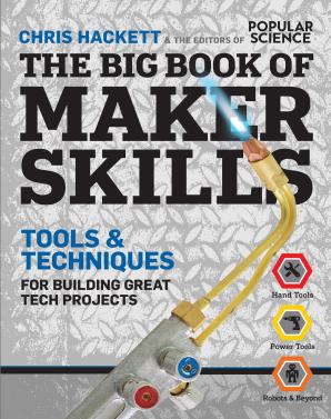 BIG BOOK OF MAKER SKILLS (POPULAR SCIENCE)
