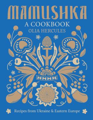 MAMUSHKA Hardcover  by HERCULES, OLIA