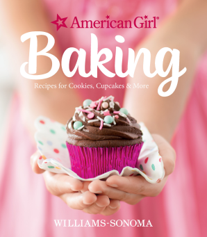 AMERICAN GIRL BAKING Hardcover  by WILLIAMS-SONOMA,