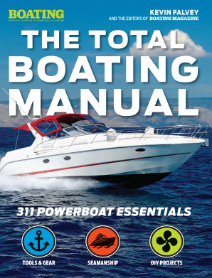 TOTAL BOATING MANUAL Paperback  by FALVEY, KEVIN
