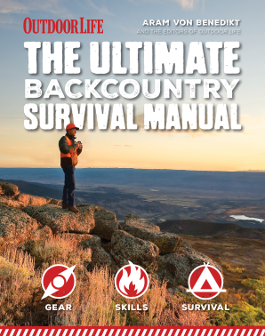ULTIMATE BACKCOUNTRY SURVIVAL MANUAL Paperback  by VON BENEDIKT, ARAM