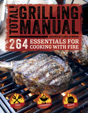 TOTAL GRILLING MANUAL Paperback  by ATWOOD, LISA
