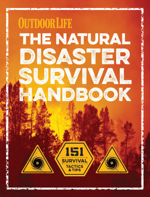 NATURAL DISASTER SURVIVAL HANDBOOK