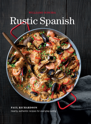 RUSTIC SPANISH (WILLIAMS-SONOMA) Hardcover  by WILLIAMS-SONOMA,