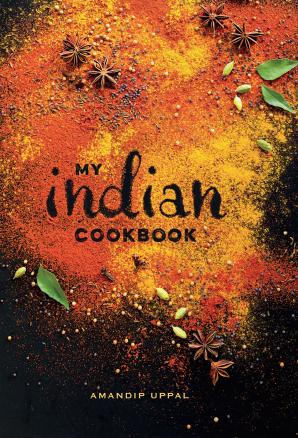 MY INDIAN COOKBOOK