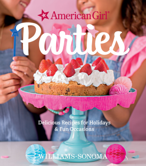 AMERICAN GIRL PARTIES Hardcover  by GIRL, AMERICAN