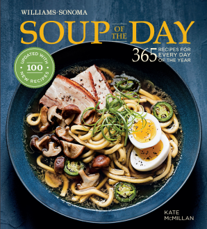 SOUP OF THE DAY (REV EDITION) Hardcover  by MCMILLAN, KATE