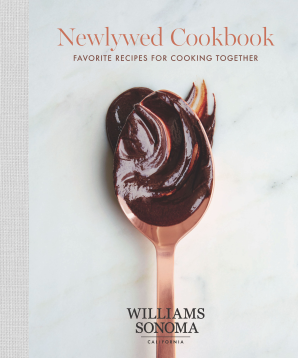 NEWLYWED COOKBOOK Hardcover  by WILLIAMS-SONOMA,