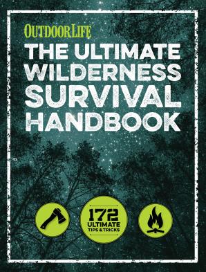 ULTIMATE WILDERNESS SURVIVAL HANDBOOK Paperback  by OUTDOOR LIFE,