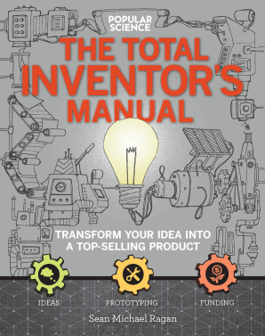TOTAL INVENTORS MANUAL (POPULAR SCIENCE)