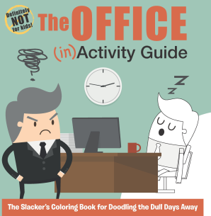 OFFICE (IN)ACTIVITY GUIDE Paperback  by PAUL, HARRIET