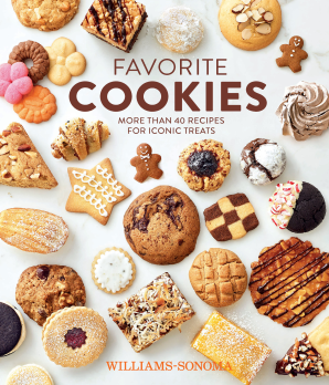 FAVORITE COOKIES Hardcover  by Test Kitchen, WILLIAMS-SONOMA