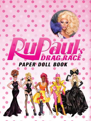 RUPAUL'S DRAG RACE Paperback  by DRAG RACE, RUPAUL'S
