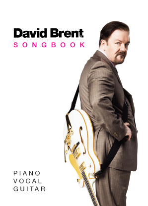 DAVID BRENT SONGBOOK Hardcover  by BRENT, DAVID