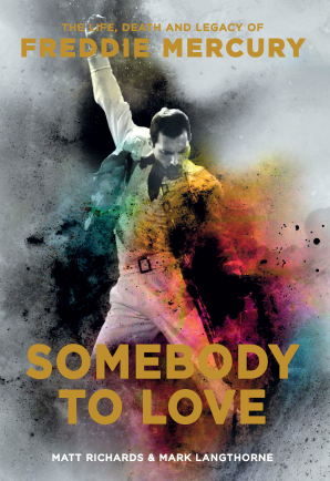 SOMEBODY TO LOVE Hardcover  by RICHARDS, MATT