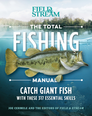 TOTAL FISHING MANUAL (PAPERBACK EDITION) Paperback  by CERMELE, JOE