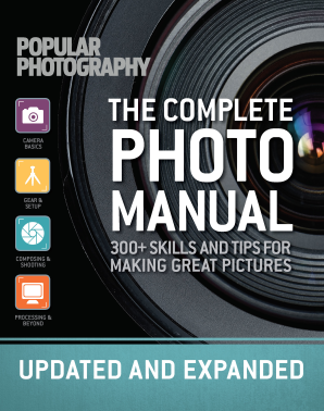 COMPLETE PHOTO MANUAL (REVISED EDITION)