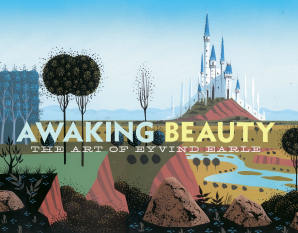 AWAKING BEAUTY Hardcover  by THE WALT DISNEY FAMILY MUSUEM