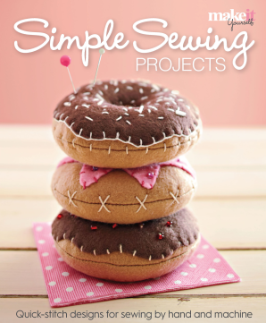 SIMPLE SEWING PROJECTS Paperback  by MAKE IT YOURSELF MAGAZINE,