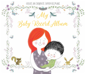 MY BABY RECORD ALBUM