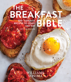 BREAKFAST BIBLE Hardcover  by MCMILLAN, KATE
