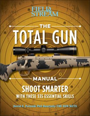 TOTAL GUN MANUAL (PAPERBACK EDITION) Paperback  by PETZAL, DAVID E