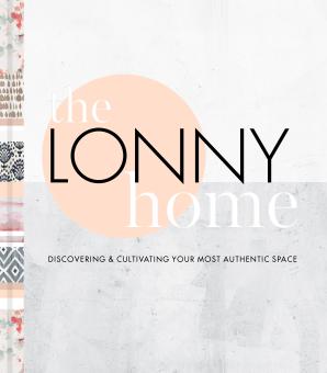 LONNY HOME Hardcover  by SANTIAGO, SEAN