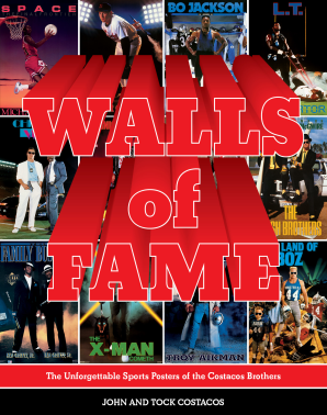 WALLS OF FAME Hardcover  by COSTACOS, JOHN AND TOCK