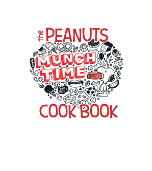 PEANUTS MUNCHTIME COOKBOOK Hardcover  by WELDON OWEN,