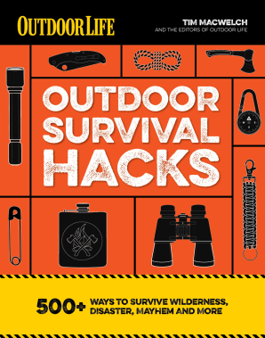 OUTDOOR SURVIVAL HACKS Other book format  by MACWELCH, TIM